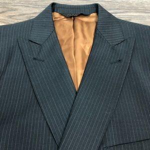 Jos. A. Bank Suits & Blazers - Joseph Jos A Bank Grey Pinstripe Suit 41R